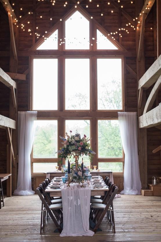 Rustic and Romantic Barn Wedding Inspiration – Boswick Photography 30