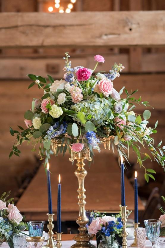 Rustic and Romantic Barn Wedding Inspiration – Boswick Photography 32