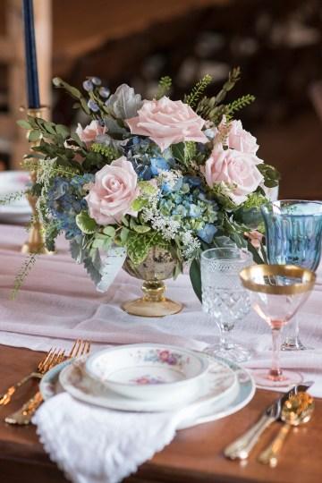 Rustic and Romantic Barn Wedding Inspiration – Boswick Photography 33