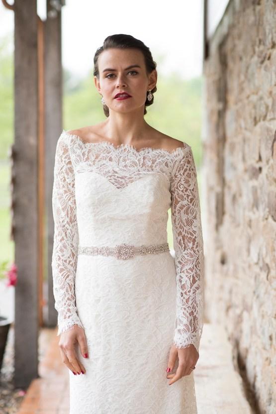 Rustic and Romantic Barn Wedding Inspiration – Boswick Photography 35