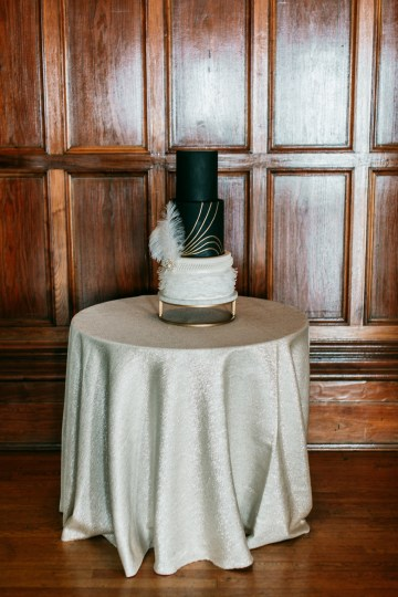 The Great Gatsby Art Deco Wedding Inspiration With Tropical Florals – Holly Castillo Photography 16