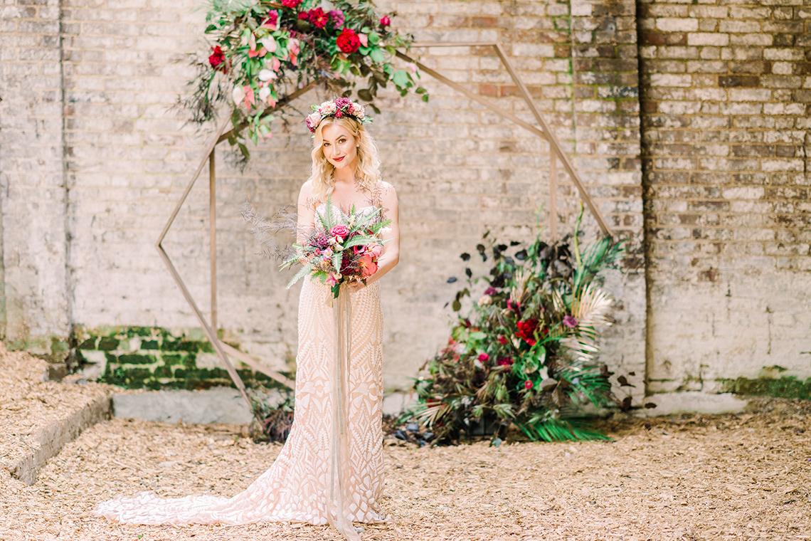 Whimsical Woodland Wedding Inspiration – Ioana Porav Photography 12