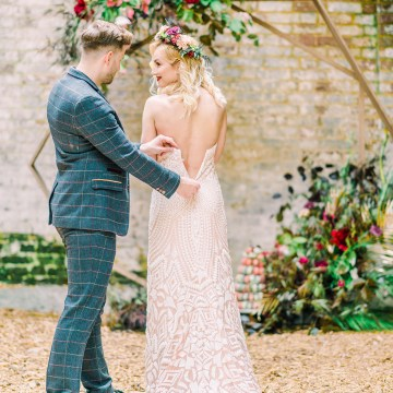 Whimsical Woodland Wedding Inspiration – Ioana Porav Photography 16