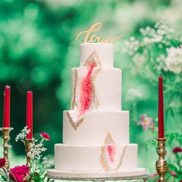 Whimsical Woodland Wedding Inspiration – Ioana Porav Photography 31