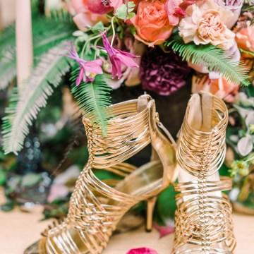 Whimsical Woodland Wedding Inspiration – Ioana Porav Photography 34
