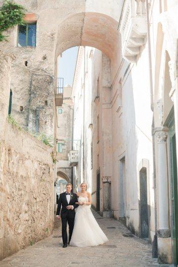 Breathtaking Cliffside Amalfi Coast Destination Wedding – Sandra Aberg 20