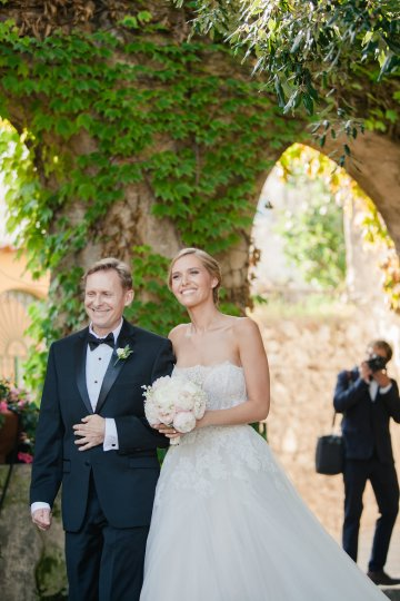 Breathtaking Cliffside Amalfi Coast Destination Wedding – Sandra Aberg 21