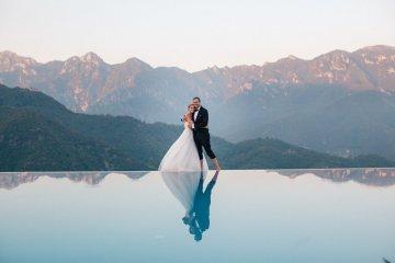 Breathtaking Cliffside Amalfi Coast Destination Wedding – Sandra Aberg 5
