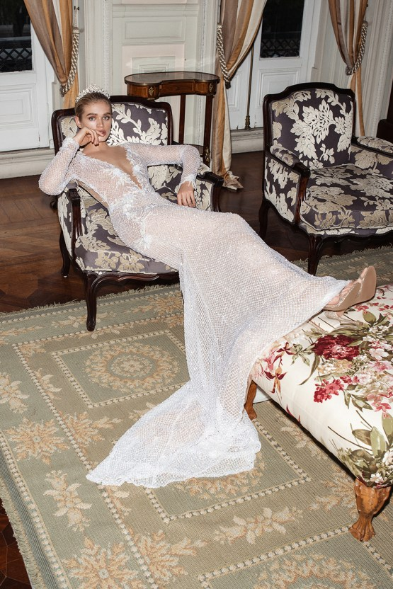 How To Look Like Royalty On Your Wedding Day – Galia Lahav Couture Dress Collection – ESTELLE F
