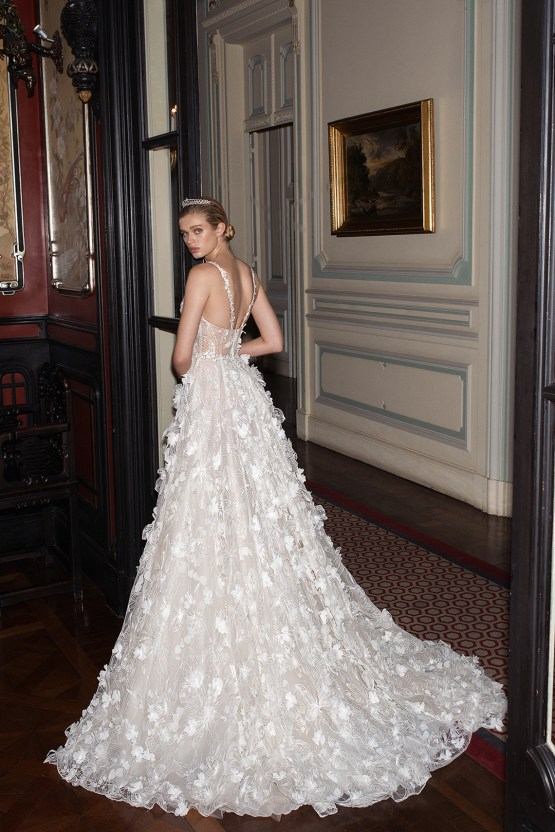 How To Look Like Royalty On Your Wedding Day – Galia Lahav Couture Dress Collection – FABIANA B