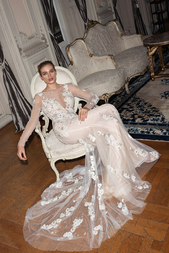 How To Look Like Royalty On Your Wedding Day – Galia Lahav Couture Dress Collection – NEVIS F2