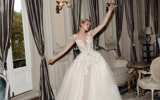 5 Ways To Look Like Royalty On Your Wedding Day With Galia Lahav