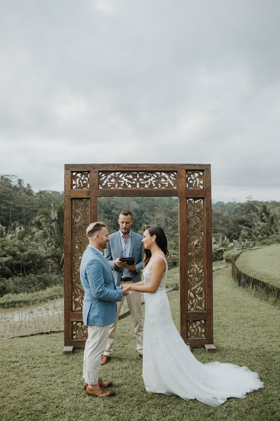 Intimate Jungle Ubud Bali Wedding – Iluminen Photography 32