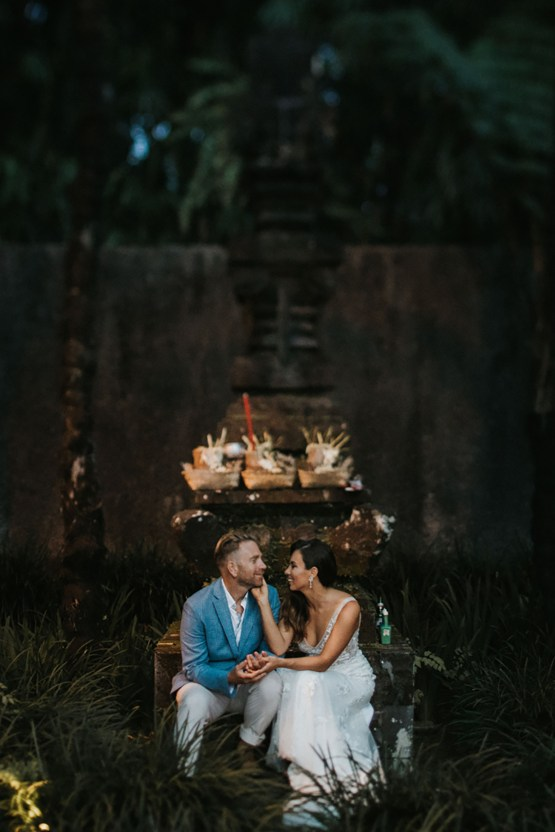 Intimate Jungle Ubud Bali Wedding – Iluminen Photography 37