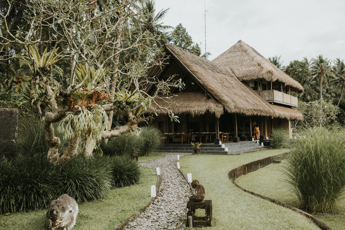 Intimate Jungle Ubud Bali Wedding – Iluminen Photography 5