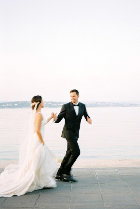 Lavish and Ethereal Greek Hotel Wedding Inspiration – Camilla Cosme Photography 29
