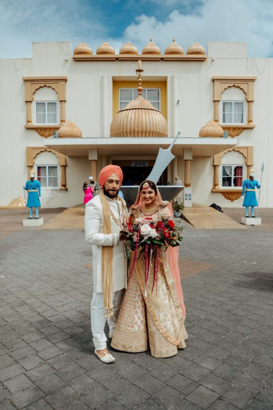 Multicultural Indian Sikh Kiwi Waterfall Wedding – Karen Willis Holmes – Hollow and Co 12