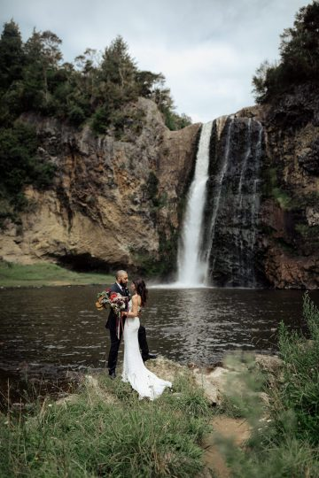 Multicultural Indian Sikh Kiwi Waterfall Wedding – Karen Willis Holmes – Hollow and Co 22