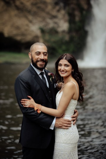 Multicultural Indian Sikh Kiwi Waterfall Wedding – Karen Willis Holmes – Hollow and Co 26
