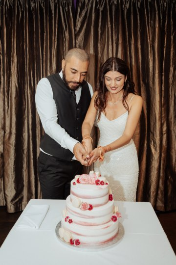 Multicultural Indian Sikh Kiwi Waterfall Wedding – Karen Willis Holmes – Hollow and Co 36