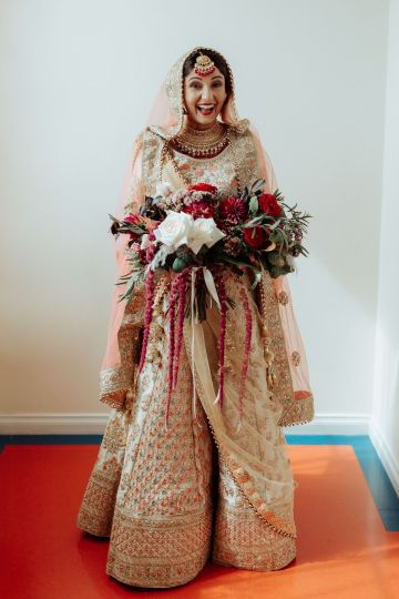 Multicultural Indian Sikh Kiwi Waterfall Wedding – Karen Willis Holmes – Hollow and Co 4