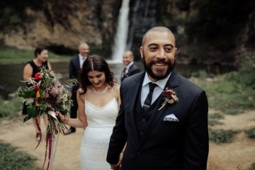 Multicultural Indian Sikh Kiwi Waterfall Wedding – Karen Willis Holmes – Hollow and Co 44