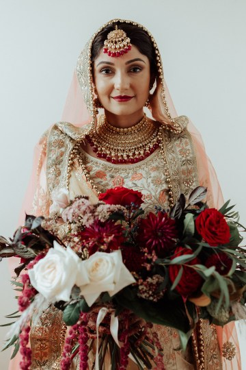 Multicultural Indian Sikh Kiwi Waterfall Wedding – Karen Willis Holmes – Hollow and Co 6