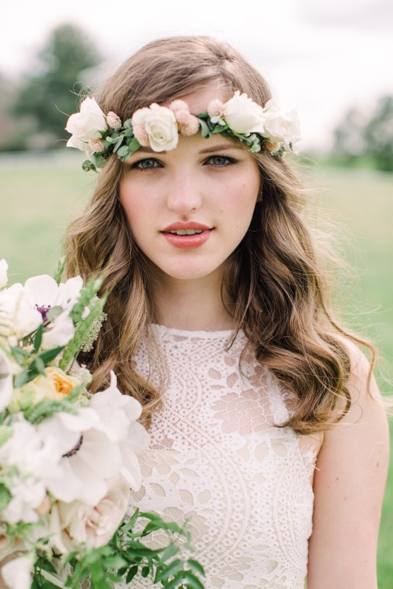 Quaint Country Chic Boho Wedding Inspiration – Sons and Daughters Photography 12