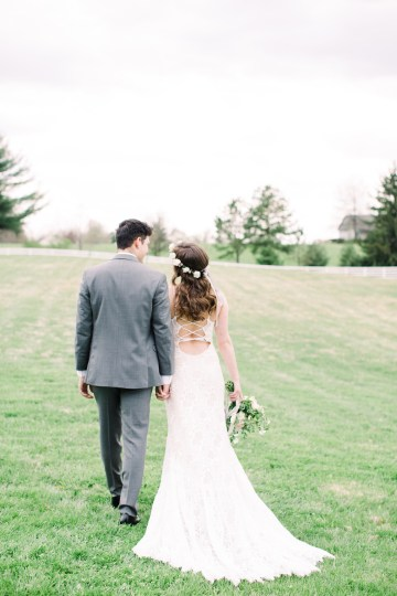Quaint Country Chic Boho Wedding Inspiration – Sons and Daughters Photography 16