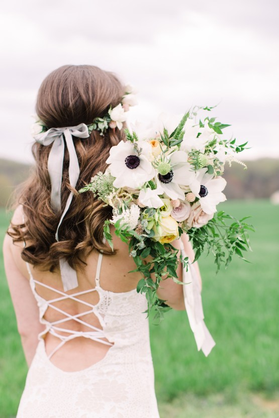 Quaint Country Chic Boho Wedding Inspiration – Sons and Daughters Photography 18