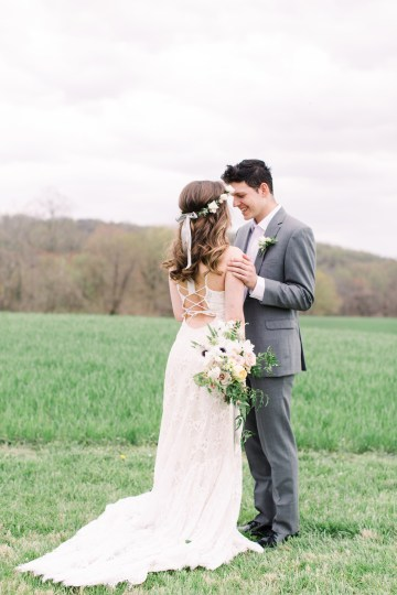 Quaint Country Chic Boho Wedding Inspiration – Sons and Daughters Photography 19
