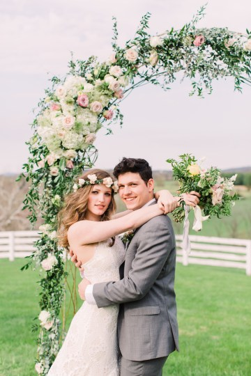 Quaint Country Chic Boho Wedding Inspiration – Sons and Daughters Photography 25