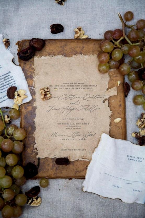 Spanish Lace and Old World Elegance Wedding Inspiration – Szu Designs 13