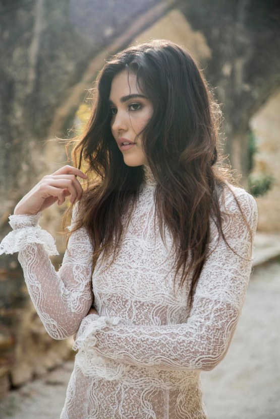 Spanish Lace and Old World Elegance Wedding Inspiration – Szu Designs 17