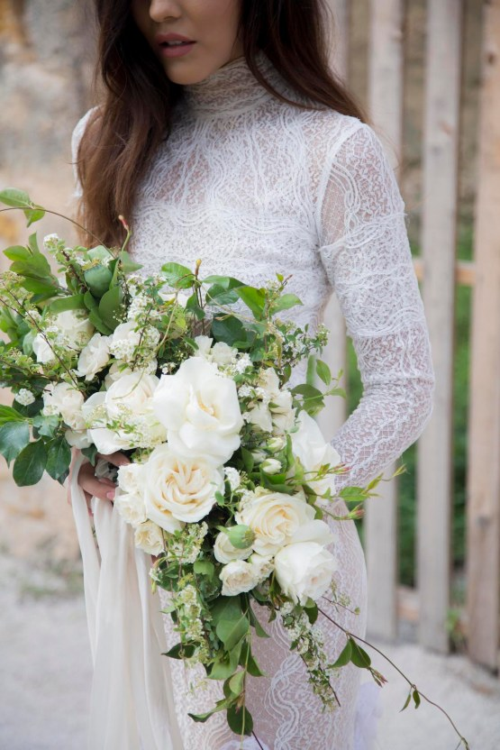 Spanish Lace and Old World Elegance Wedding Inspiration – Szu Designs 20