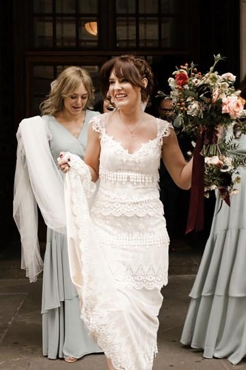 Swanky London Bank Wedding – Jessica Williams 21
