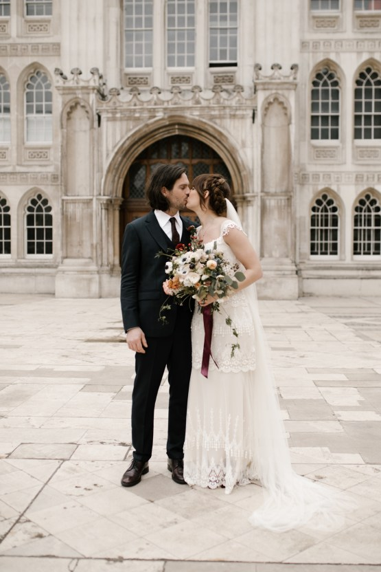 Swanky London Bank Wedding – Jessica Williams 26
