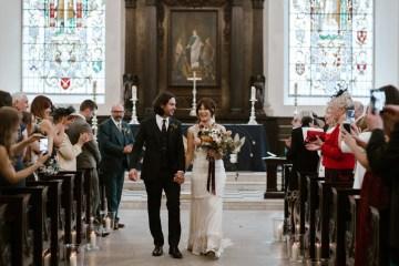Swanky London Bank Wedding – Jessica Williams 3