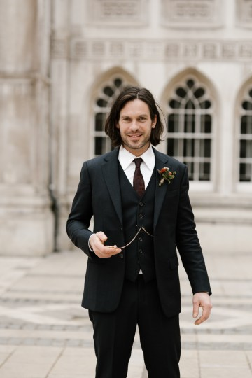 Swanky London Bank Wedding – Jessica Williams 36
