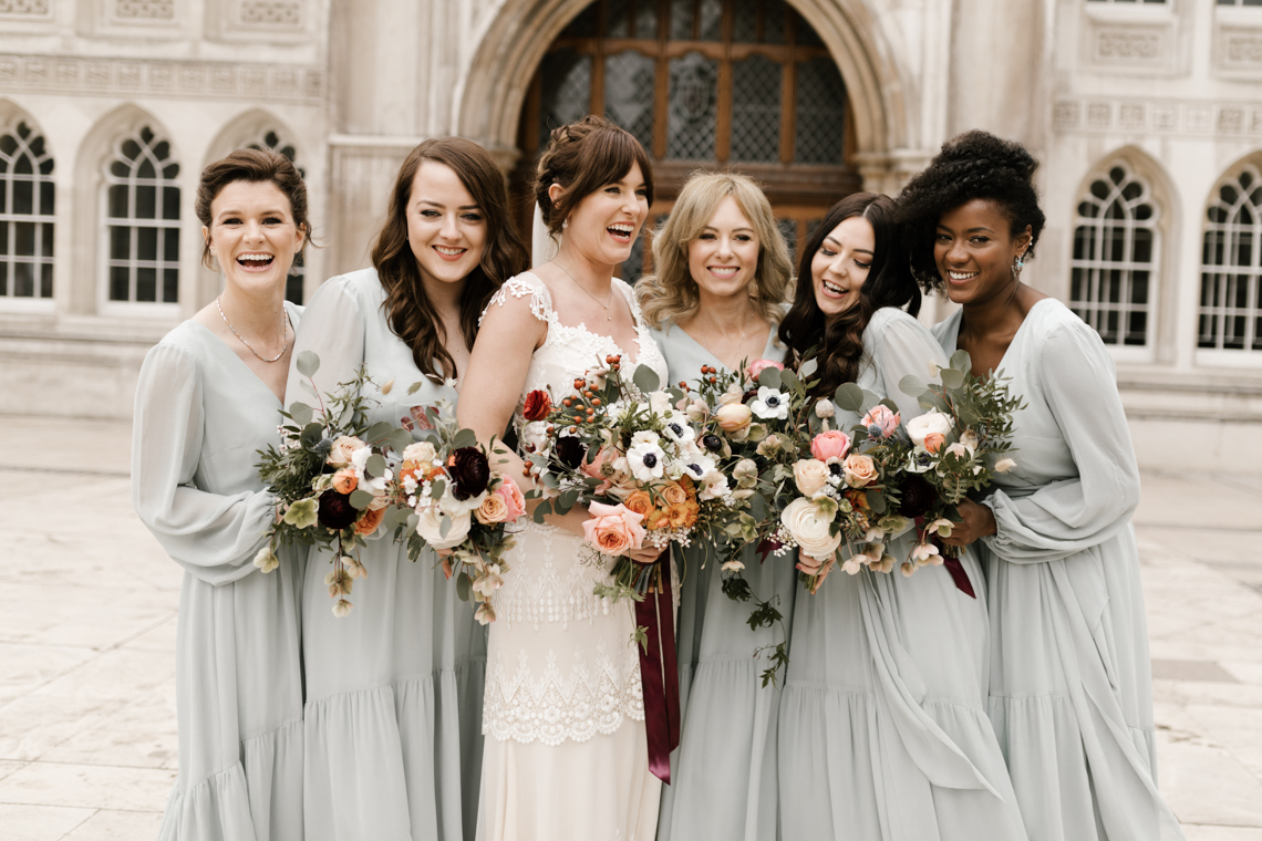 Swanky London Bank Wedding – Jessica Williams 5