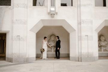Swanky London Bank Wedding – Jessica Williams 7