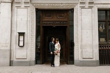 Swanky London Bank Wedding – Jessica Williams 9