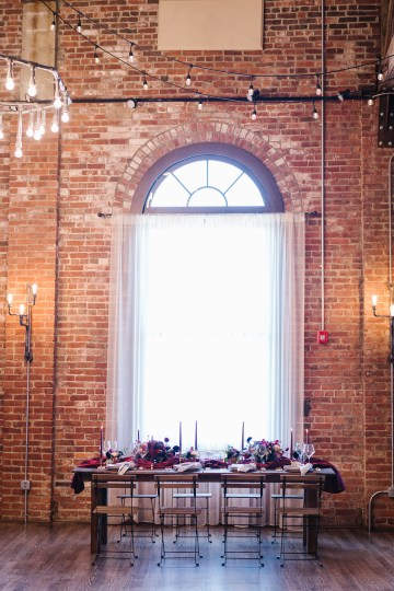 Whimsical Crimson and Green Holiday Wedding Inspiration – Stacy Able Photography 21