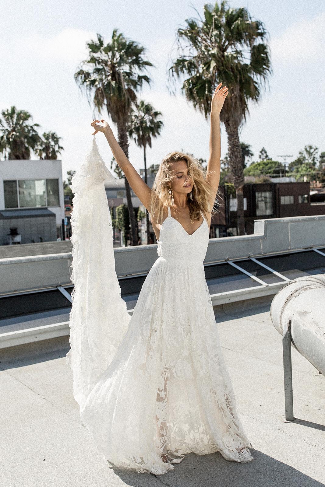 best bridal salons in Los Angeles