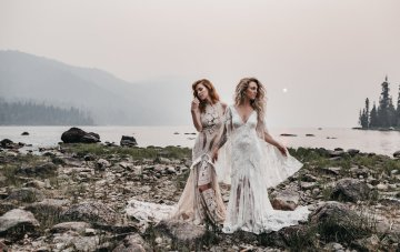 10 Best Bridal Salons in the Pacific Northwest – A and Be Bridal Portland – Athena and Camron – Rue de Seine Bridal