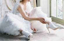 34 Fabulous Bridal Booties For Every Type Of Bride – Bella Belle Shoes – Laura Gordon 2