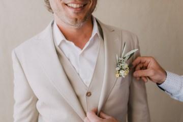 Boho Greek Island Wedding Featuring A Circle Floral Arch – Paulina Weddings 33