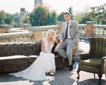 Cairnwood Estate Chateau Fine Art Wedding Inspiration – du soleil photographie 35