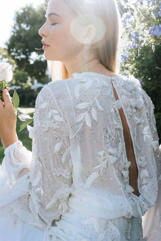 Ethereal Garden South African Wedding Inspiration With Ultra Cool Wedding Dresses – Marilyn Bartman 33
