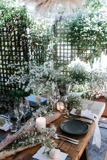 Ethereal Garden South African Wedding Inspiration With Ultra Cool Wedding Dresses – Marilyn Bartman 49